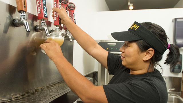 Innovation Brew Works to celebrate its one-year anniversary Saturday, April 9.