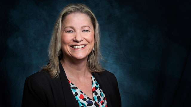 Lea M. Jarnagin has been selected to serve as the university's vice president for the Division of Student Affairs.