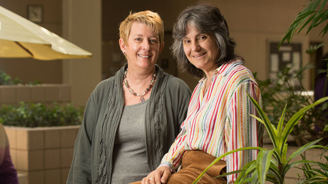 """Professors Peg Lamphier and Rosanne Welch have compiled a new encyclopedia titled """"Women in American History."""""""