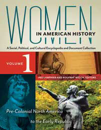 "Cover of ""Women in American History"""