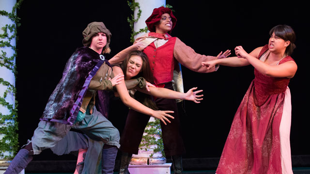 All The World's A Stage: Cal Poly Pomona Gears Up For Shakespeare Festival
