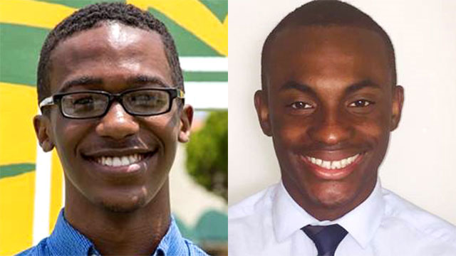 Uriah Sanders and Gabriel Smith won their bids for ASI president and vice president and will take office July 1.