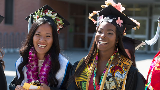 Cal Poly Pomona Celebrates 2016 Commencement