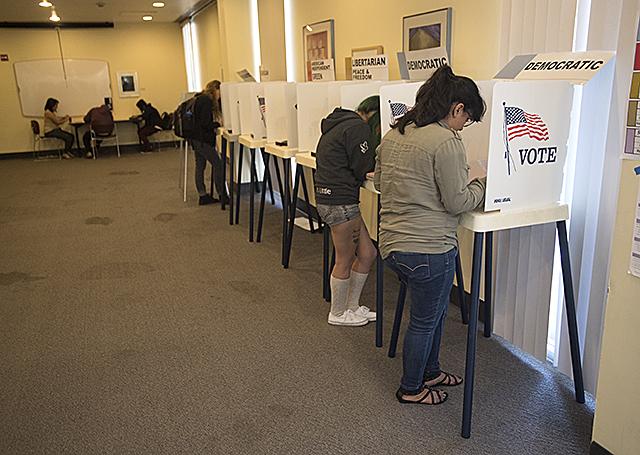 Voting on Campus