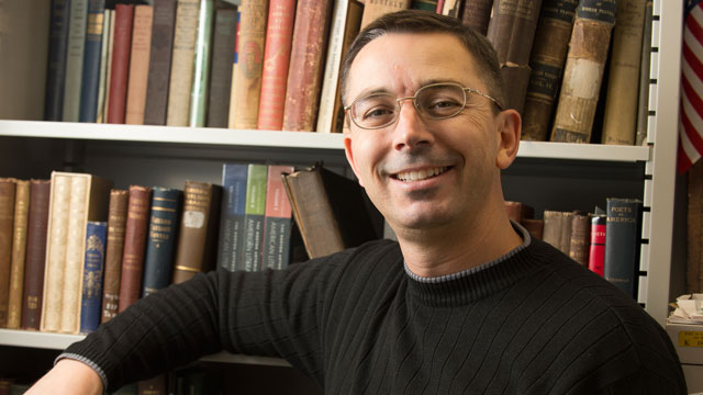 Professor to Attend Summer Institute on 'Veterans in Society'