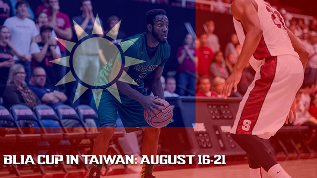 Men's Basketball Team Heads to Taiwan for Tournament