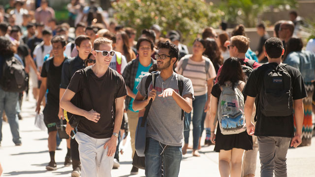 Cal Poly Pomona ranks No. 88 among public colleges and universities across the nation for awarding scholarships and fellowships.