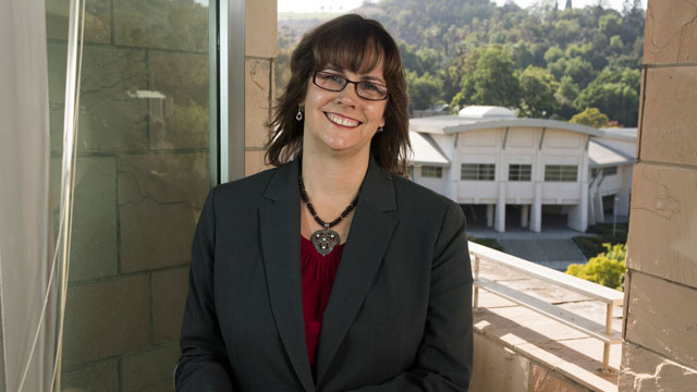Cheryl Koos, a longtime CSU faculty member, is coming to Cal Poly Pomona in the fall as the university's latest American Council of Education fellow.
