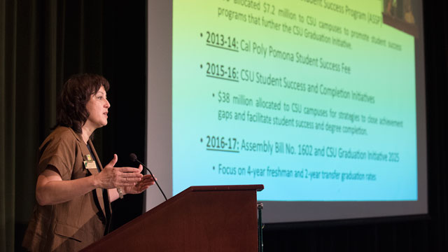 Academic Affairs Forum Celebrates Accomplishments, Cites Challenges and Opportunities