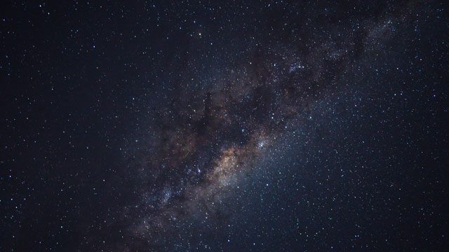 Cal Poly Pomona Professor Matthew Povich is unveiling a revamped website for the Milky Way Project. Photo Credit: Pexels.com