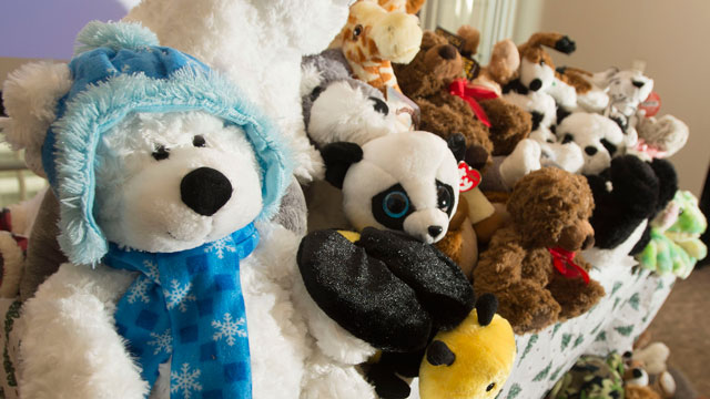 Campus Toy Drive Aims to Brighten Holiday Season of Foster Children