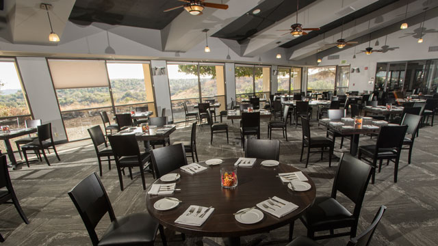 The Restaurant at Kellogg Ranch was recently underwent a $500,000 renovation.