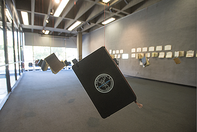 Sketchbook Exhibit