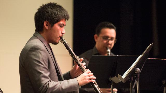 The music department kicks off its winter quarter concert series on Jan. 11.