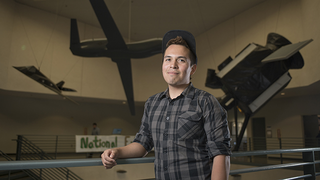 Jose Comi is a graduate student in mechanical engineering at Cal Poly Pomona.