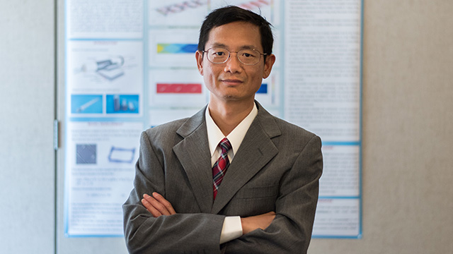 MingHeng Li, a professor of chemical and materials engineering, has been named an associate editor of a peer-reviewed journal focused on renewable and sustainable energy.