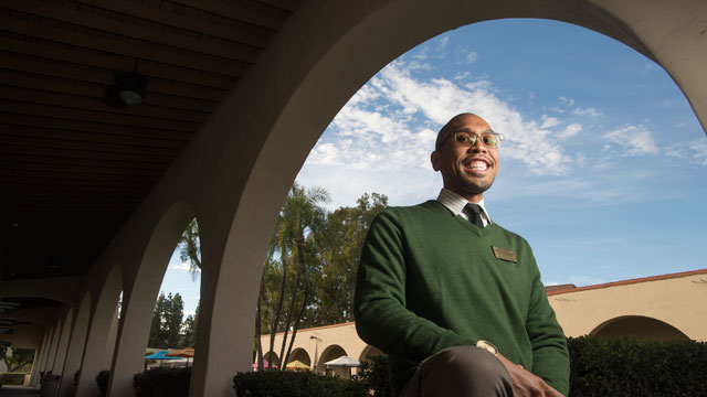 Mike Manalo-Pedro is the coordinator of Undocumented Student Services at Cal Poly Pomona.