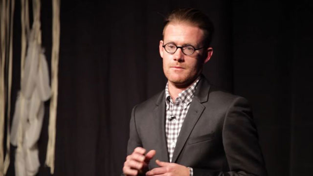 Jonathan Mooney will serve as the speaker for Cal Poly Pomona's disABILITY Awareness Day. Photo Credit: YouTube.