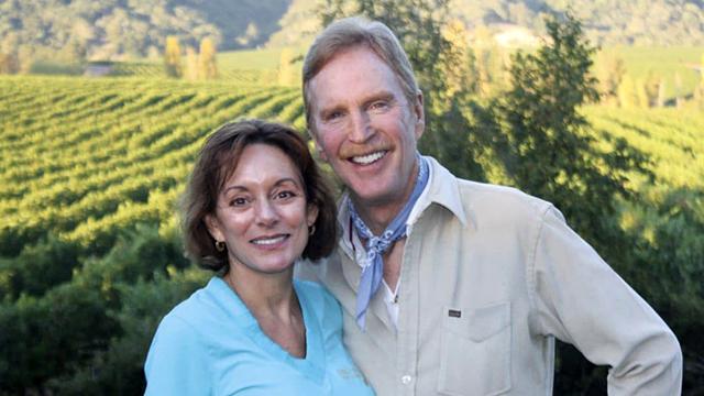 Bonnie Harvey and Michael Houlihan