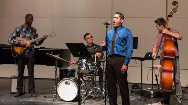 Cal Poly Pomona's music department kicks off its spring 2017 concert series on Friday, April 7.
