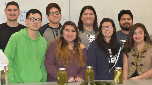Fermentation Club Studies the Chemistry of Cuisine