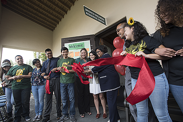 Dreamers Center Opens
