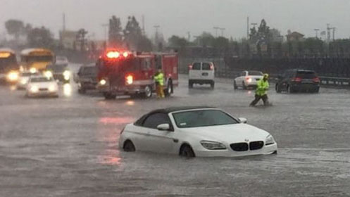 Improving neglected transportation infrastructure that has resulted in flooding is one aim of the project.