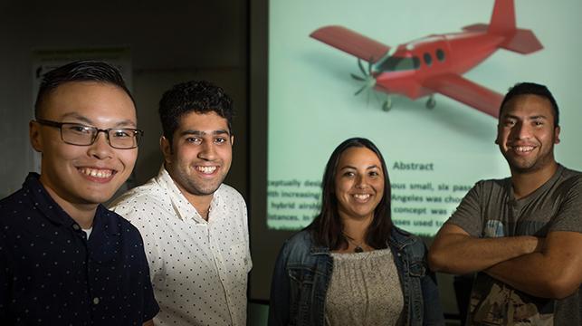 Cal Poly Pomona Team Wins First NASA Student Design Challenge