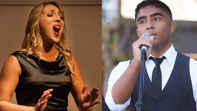 Cal Poly Pomona Music Majors Earn Top Singing Awards