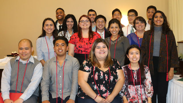 RAMP honors 22 students in its program set to graduate in June.
