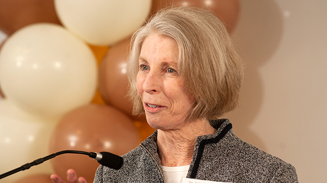 CEIS Professor Nancy Sanders