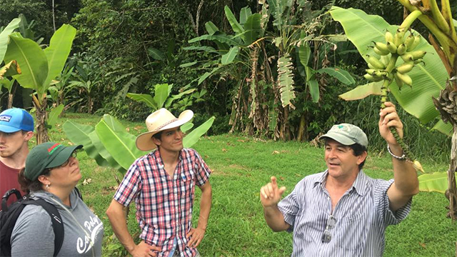 Study Abroad in Costa Rica Provides Lessons in Sustainable Agriculture