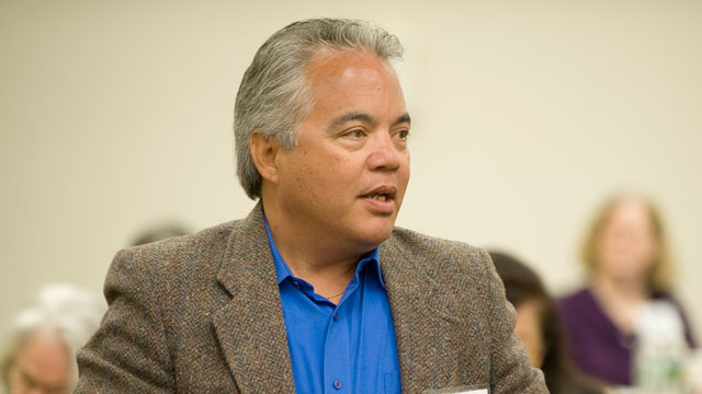 Richard Navarro, a faculty member in the College of Education and Integrative Studies (CEIS).