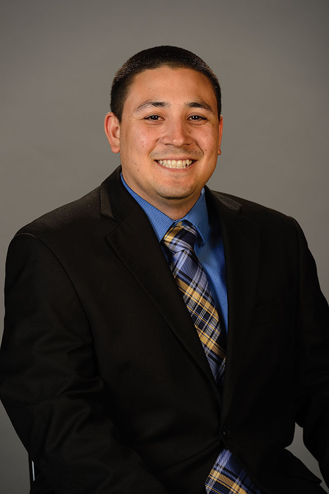 Thomas Mendez ('09, Hospitality Management).