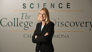Alison Baski, College of Science.