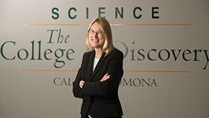 Alison Baski, College of Science.