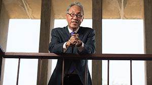 Michael Woo, College of Environmental Design.