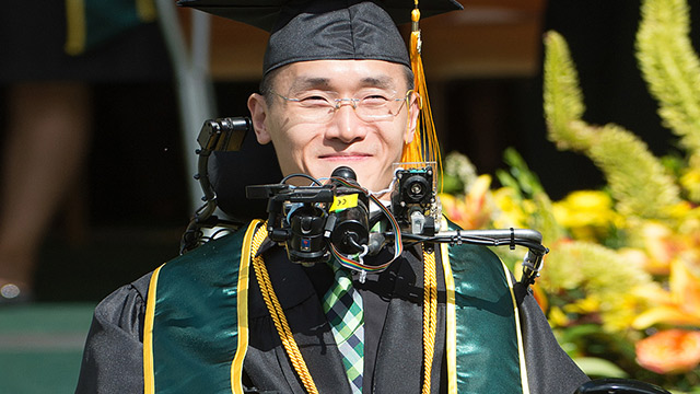 Paul Chiou received his bachelor's degree in computer science in 2017 and is currently pursuing his master's degree.