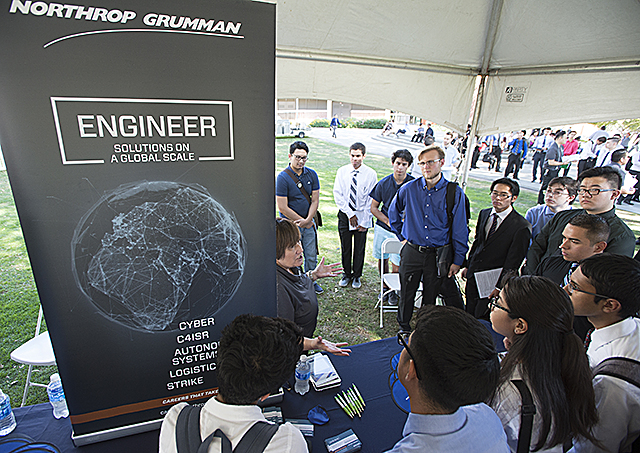 High-Tech Career Fair