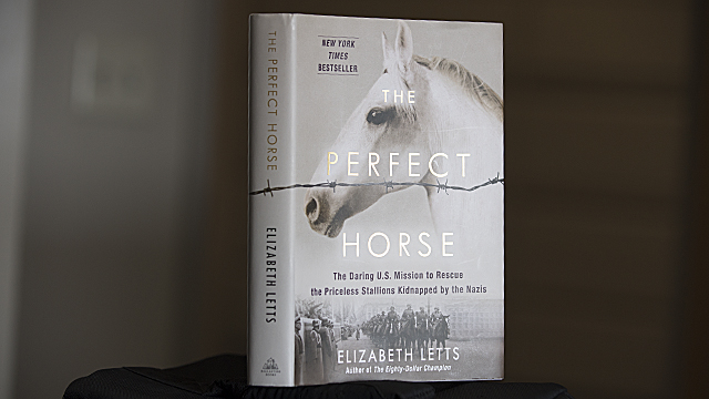 The Perfect Horse by Elizabeth Letts.
