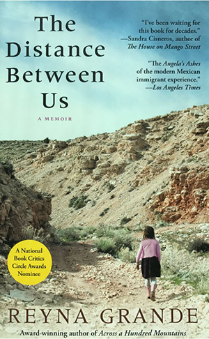 The Distance Between Us follows Grande as she grows up in the United States as an undocumented immigrant and becomes the first person in her family to go to college.