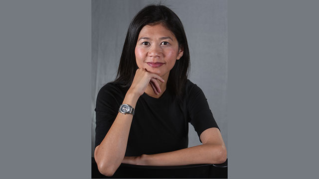 Frances Teves is the director of governmental and community relations at Cal Poly Pomona.