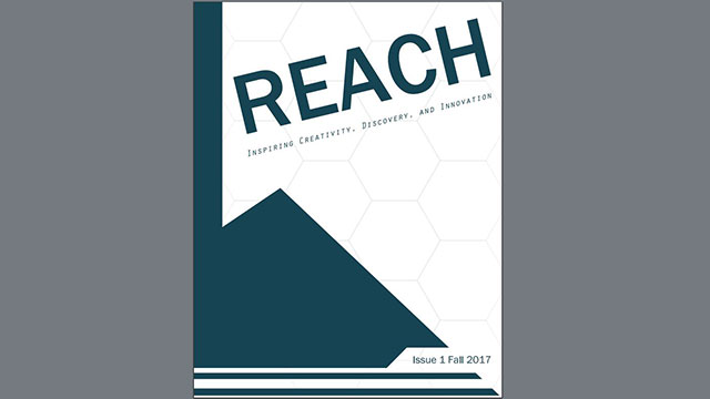 REACH, an online journal dedicated to showcasing the research of Cal Poly Pomona undergraduates.