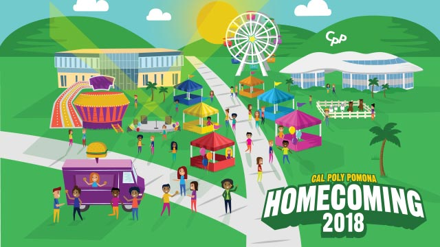 Save the Date and celebrate Homecoming 2018 on March 3.