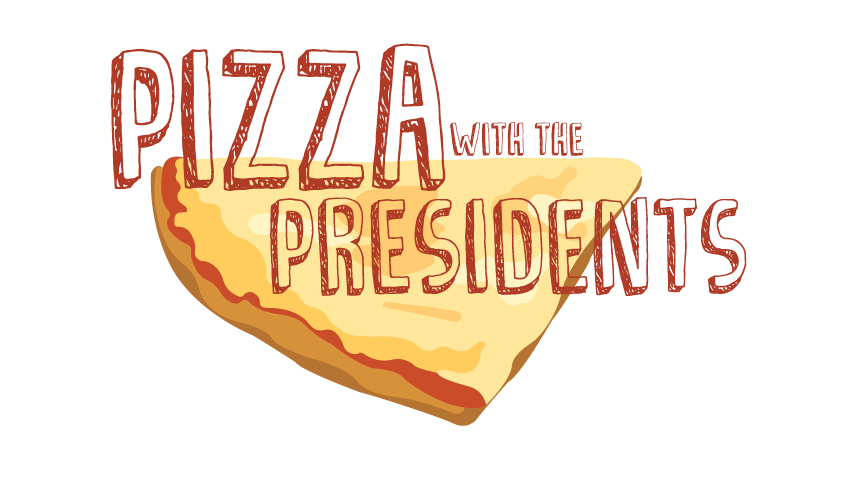 Pizza with the Presidents, slated for Thursday, April 5, will focus on Semester Conversion and summer session.