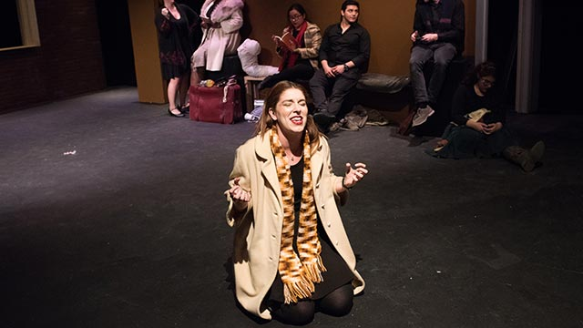 Cal Poly Pomona student Cara Vilencia wrote and produced a musical for her senior project.