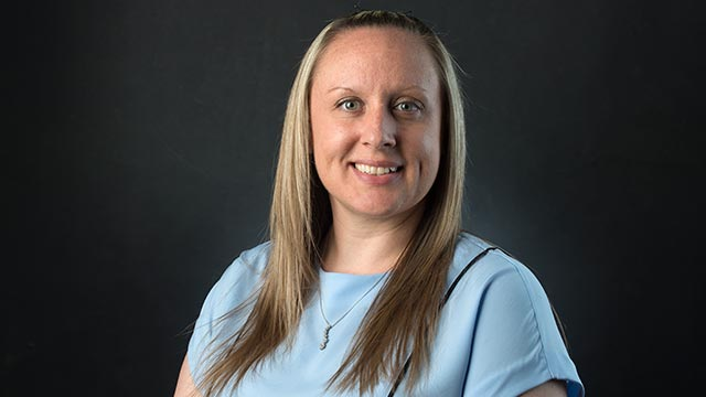 Michelle Cardona is the Director and Controller of University Accounting Services.