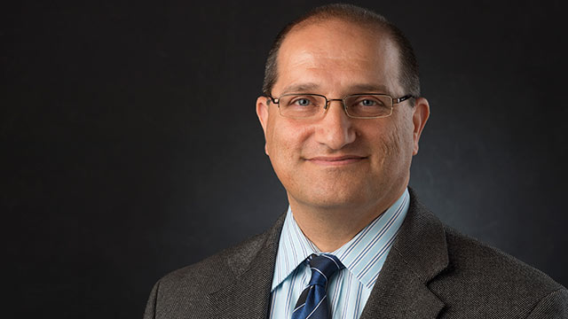 Sep Eskandari has been named associate provost.
