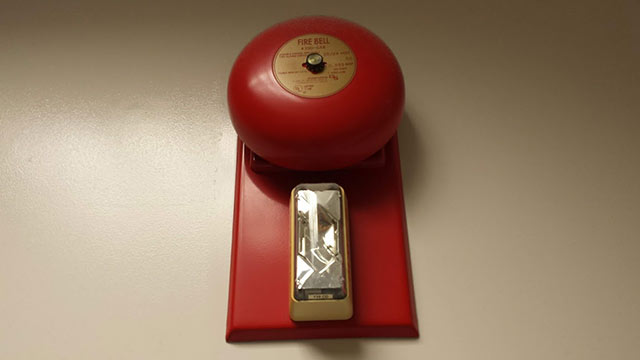 Upgrade of Campus Fire Alarm System to Boost Emergency Response Capacity