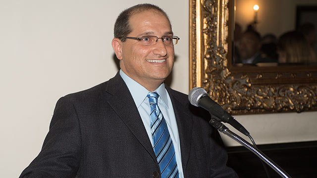 Sep Eskandari Named Associate Provost